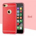 Coque Silicone Style Cuir iPhone 7 iphone 8 7
