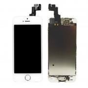 Ecran ORIGINE Apple Prémonté Blanc iPhone 5S SE + Kit Outils OFFERT