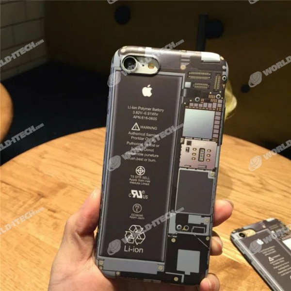coque composants int rieur iphone 6 plus 6s plus