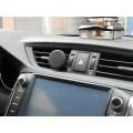 Support voiture grille aération aimanté iPhone samsung 4