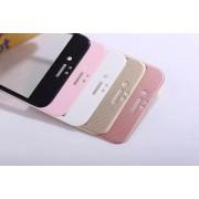 Film verre trempé style carbon iPhone 7 / 8