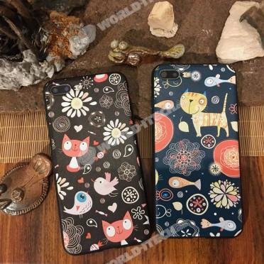 coque poisson iphone 7