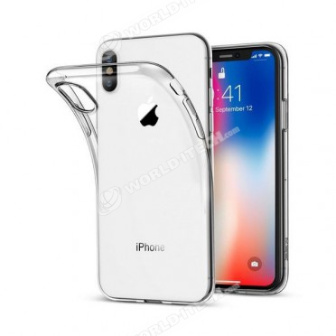 coque iphone x invisible