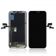 Ecran LCD ORIGINE Apple Noir iPhone X 10 - Kit Outils OFFERT