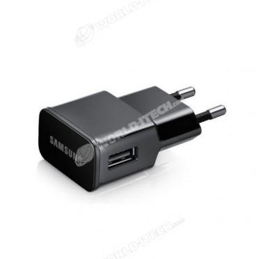 Chargeur adaptateur secteur 220V Noir Origine Samsung