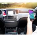 Chargeur rapide pour voiture 12V vers double USB rouge noir 2