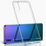 Coque transparente silicone invisible Huawei P20