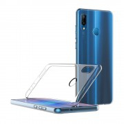 Coque transparente silicone invisible Huawei P20 Lite
