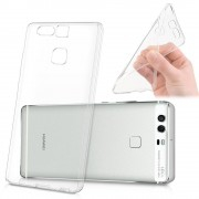 Coque transparente silicone invisible Huawei P9 Plus