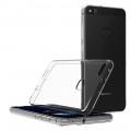 Coque transparente silicone invisible Huawei P10 Lite 0
