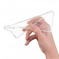 Coque transparente silicone invisible Huawei P10 Lite 3