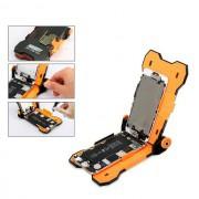 Support réparation iPhone Smartphone avec tournevis Jakemy jm-z13