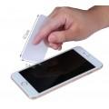 Carte fine souple pour décoller écran vitre arrière Smartphones / Tablettes samsung iphone huawei 2