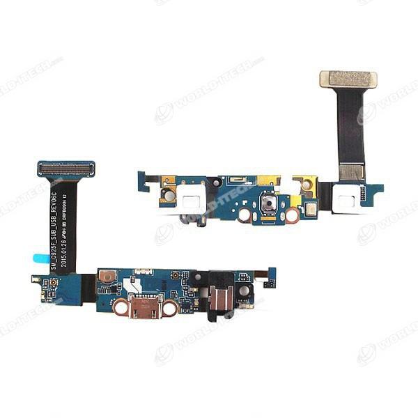 connecteur charge micro usb prise jack samsung s6 edge. Black Bedroom Furniture Sets. Home Design Ideas