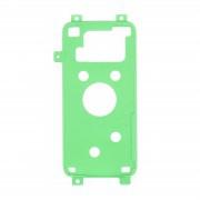 Sticker joint adhésif double face vitre arrière Samsung S6 EDGE