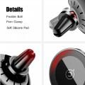 Support voiture grille aération aimanté recharge sans fil Qi Universel 3
