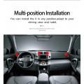 Support voiture grille aération aimanté recharge sans fil Qi Universel 5
