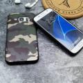 Coque Silicone Camo Militaire Samsung S6 EDGE 1