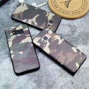 Coque Silicone Camo Militaire Samsung Galaxy S7
