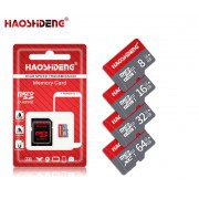 Carte mémoire Micro SD 64Go + Adaptateur SD