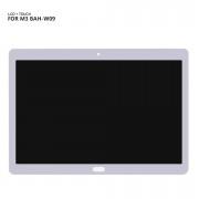 Ecran Blanc Huawei MediaPad M3 Lite 10 - Kit Outils OFFERT (BAH-AL00 / BAH-W09 / BAH-L09)