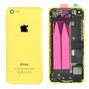 Chassis Arrière jaune Complet Prémonté iPhone 5C + KIT OUTILS OFFERTS