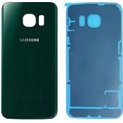 Vitre arrière Vert Samsung Galaxy S6 EDGE SM-G925F