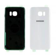 Vitre arrière blanche Samsung Galaxy S7 EDGE