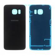 Vitre arrière noir Samsung Galaxy S7 EDGE SM-G935F