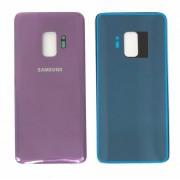 Vitre arrière Violet COMPATIBLE Samsung Galaxy S9 SM-G960F