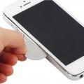 Médiator métallique pour réparation smartphone / tablettes 1