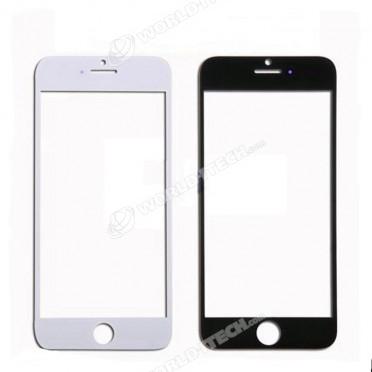 Vitre tactile remplacement Origine Apple iPhone 7 Plus / 8 Plus couleur noir blanc