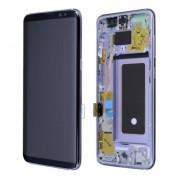 Ecran ORIGINE Samsung Violet avec chassis S8 SM-G950F - Kit Outils OFFERT