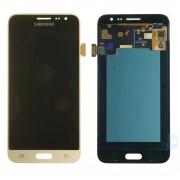 Ecran LCD ORIGINE Samsung Or J3 2016 - Kit Outils OFFERT