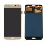 Ecran LCD ORIGINE Samsung or A7 2015 - Kit Outils OFFERT