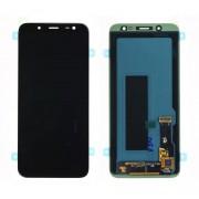 Ecran LCD ORIGINE Samsung Noir A6 2018 A600F service pack GH97-21897A  - Kit Outils OFFERT