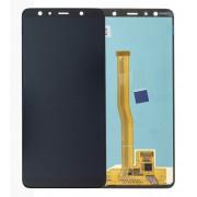 Ecran LCD ORIGINE Samsung Noir A7 2018 A750F - Kit Outils OFFERT SM-A750FN/DS