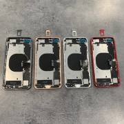 Chassis vitre arrière complet prémonté iPhone 8 Plus - KIT OUTILS OFFERTS