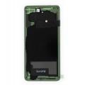 Vitre arrière Noir OFFICELLE Samsung Galaxy S10 SM-G973F GH82-18378F 1