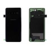 Vitre arrière Noir OFFICELLE Samsung Galaxy S10 Plus SM-G975F GH82-18406A
