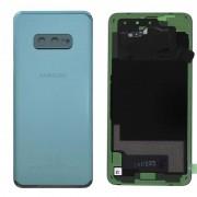 Vitre arrière verte origine OFFICIELLE Samsung Galaxy S10E SM-G970F GH82-18452E