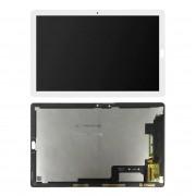 Ecran Blanc Huawei MediaPad M5 10.8 - Kit Outils OFFERT (CMR-AL09 / CMR-W09)