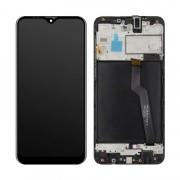 Ecran sur chassis Noir OFFICIEL Samsung A10 SM-A105F / SM-A105FN / SM-A105G/DS / SM-A105M/DS - Kit Outils OFFERT GH82-20227A