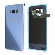 Vitre arrière Bleu COMPATIBLE Samsung Galaxy S8 Plus SM-G955F