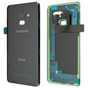 Vitre arrière Noir ORIGINE Samsung Galaxy S9 SM-G960F GH82-15875A service pack officielle