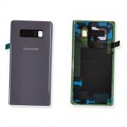 Vitre arrière gris orchidée violet origine officielle Samsung Galaxy Note 8 SM-N950F GH82-14979C