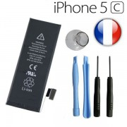 Batterie Interne 3.8V 1510mAh Origine iPhone 5C - Kit Outils OFFERT