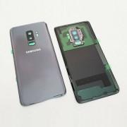 Vitre arrière Argent Gris ORIGINE Samsung Galaxy S9 Plus SM-G965F