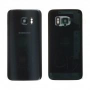 Vitre arrière noir Samsung Galaxy S7 SM-G930F