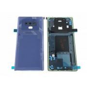 Vitre arrière bleu origine officielle Samsung Galaxy Note 9 SM-N960F GH82-16920B